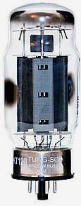 Усилитель мощности CTA506 - лампа KT120