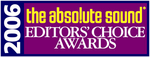 the abso!ute sound - EDITORS' CHOICE 2006