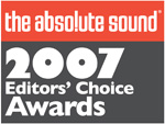 the abso!ute sound - EDITORS' CHOICE 2007
