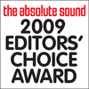 the abso!ute sound - EDITORS' CHOICE 2009