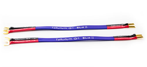 Jumpers / Bi-wire Links Blue
