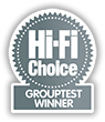 HiFi Choice «GROUPTEST WINNER»