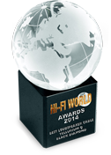 "HI-FI WORLD  ""Product of the Year 2014"""