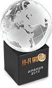 HI-FI WORLD «Product of the Year 2015»
