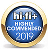 HI-FI+ Issue 178 «HIGHLY COMMENDED 2019»