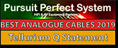 Pursuit Perfect System «BEST ANALOG CABLES 2019»