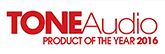TONE Audio «PRODUCT OF THE YEAR 2016»