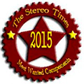 "Stereo Times  ""Most Wanted Components Award 2015"""