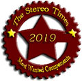 Stereo Times «Most Wanted Components Award 2019»