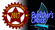 Stereo Times: «Most Wanted Components Award 2017» и «Publisher's Choice»